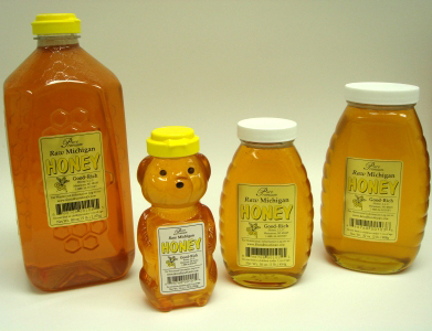 Good-Rich Honey Retail Products